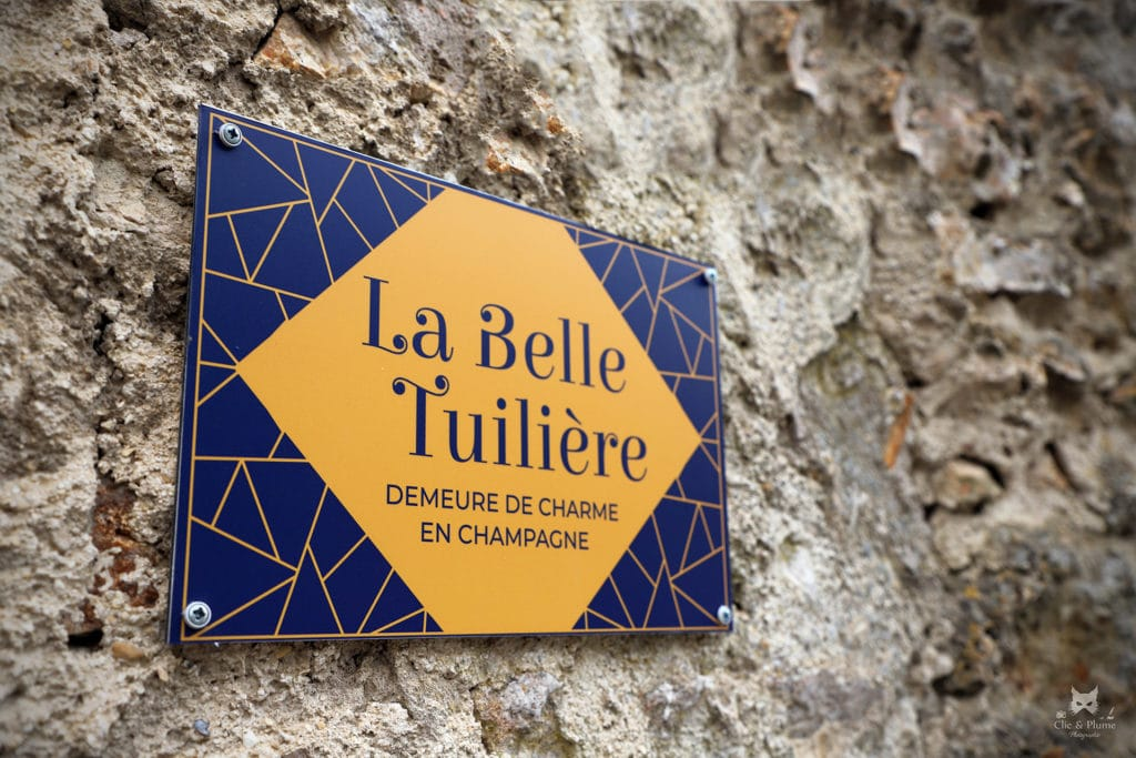 La Belle Tuilière gîte en Champagne