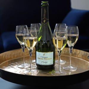 champagne salon gîte