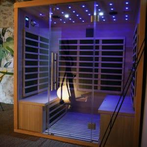 Sauna gîte